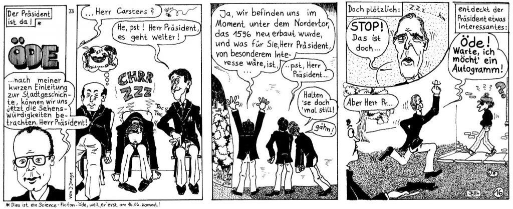 ÖDE von Jens Junge 1984