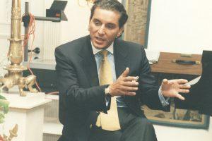 Michel Friedman 1995
