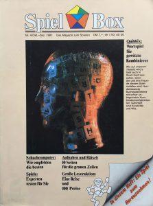 Erste SpielBox (4/81), 2. Auflage 1984