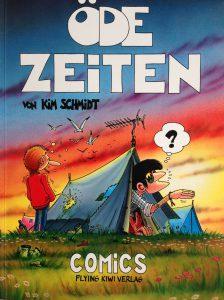 ÖDE Zeiten, erstes Buch im Flying Kiwi Verlag