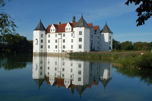 Schloss Glücksburg von 1582