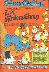 Schmetterling, Heft 7, 1938