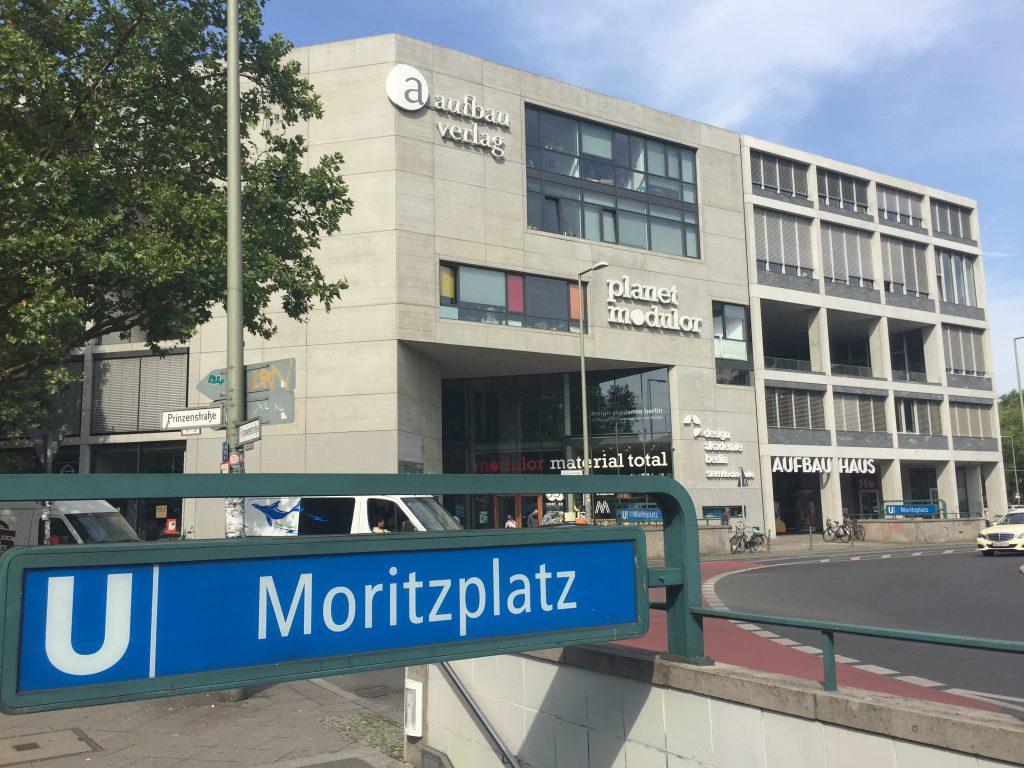 Institut für Ludologie, Moritzplatz, Berlin